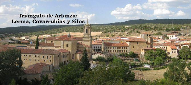 Fin de semana en el triángulo de Arlanza: Lerma, Covarrubias y Silos