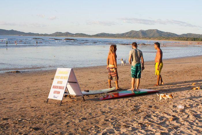 Tamarindo Costa Rica Playas