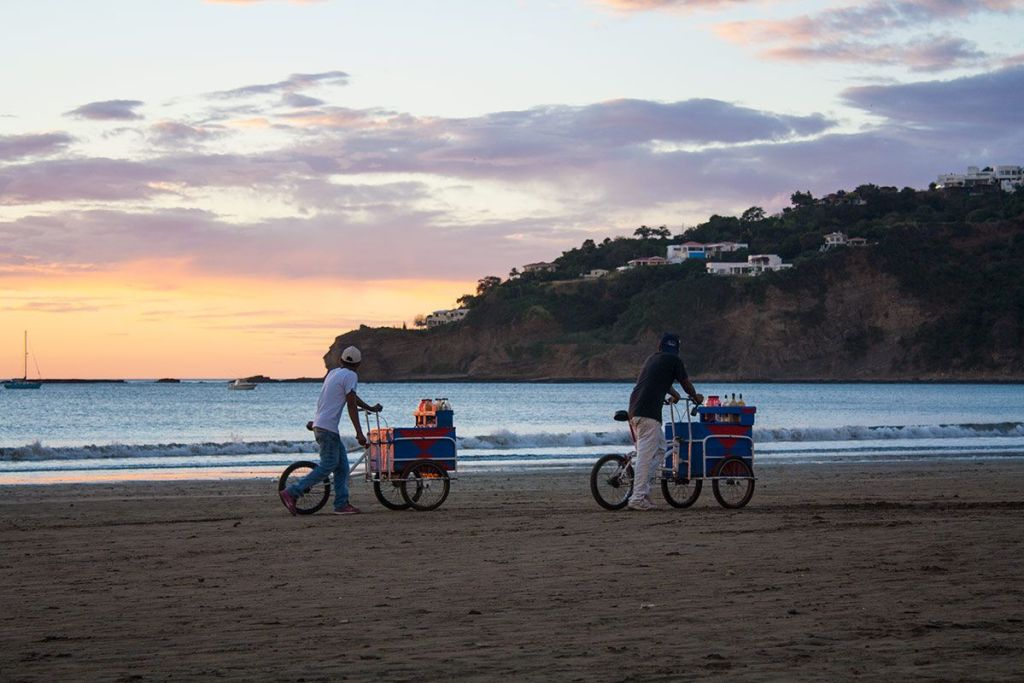 playas centroamericanas
