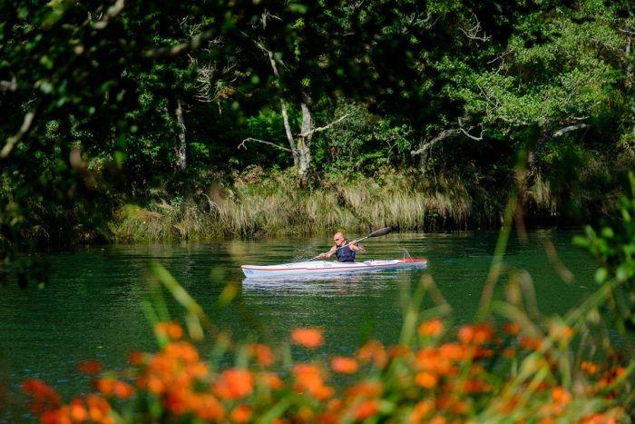 Kayak en Cabanas Galicia