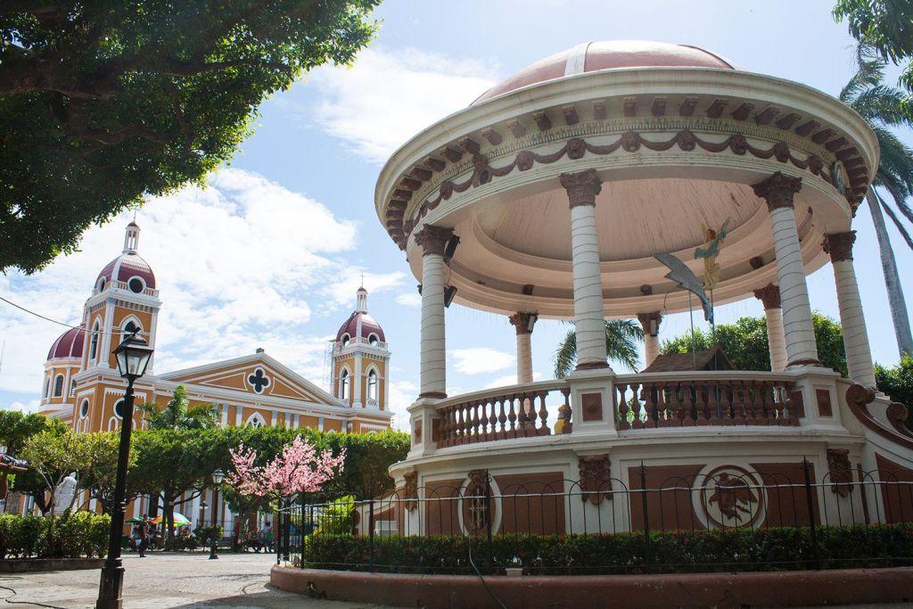 ciudades coloniales en Nicaragua