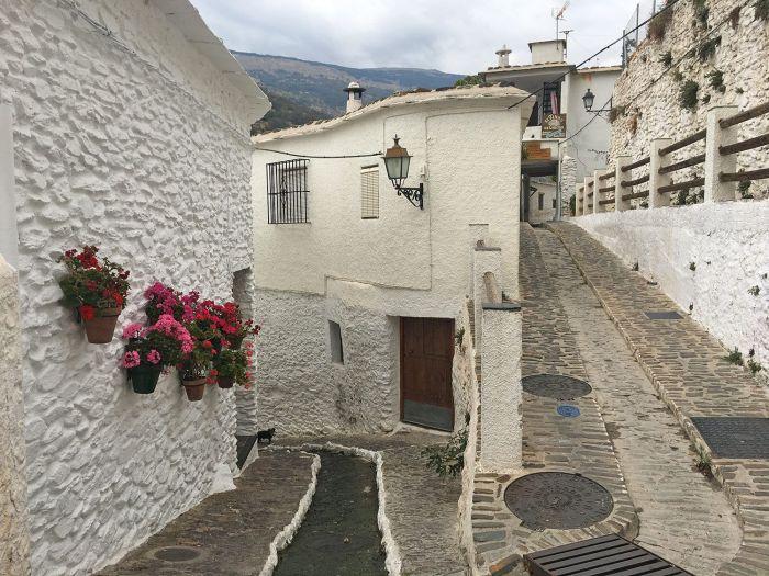 Pampaneira, uno de los pueblos en la Alpujarra Granadina