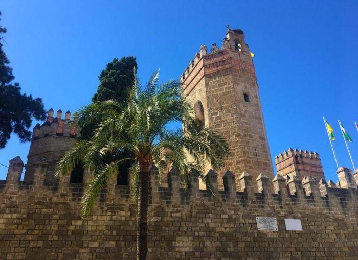 Castillo de San marcos en El Puerto de Santa María, Cádiz