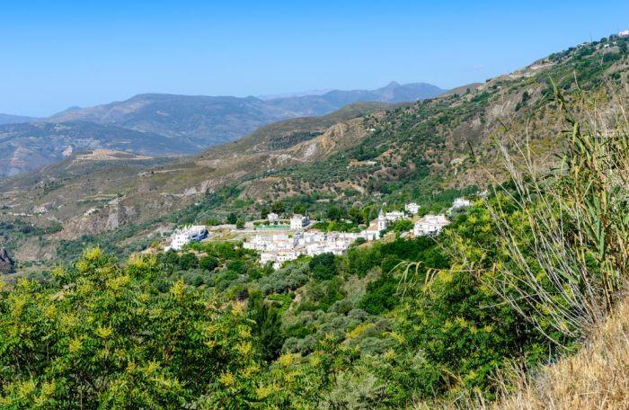 Pitres - Ruta por la Alpujarra Granadina