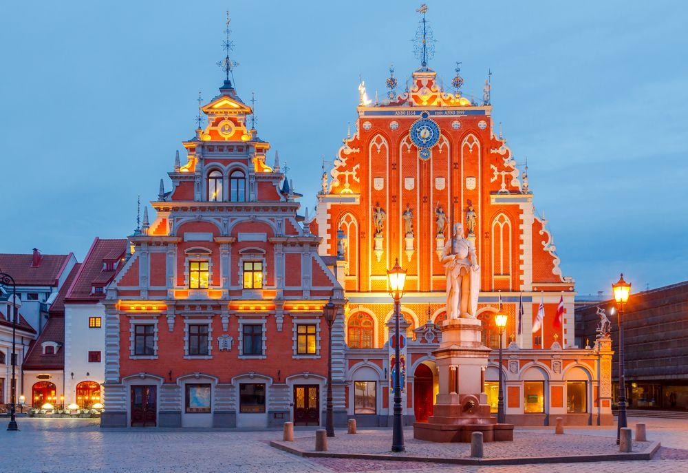 visitar Riga