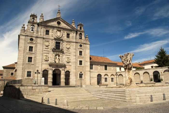 Convento de Santa Teresa, un imprescindible que ver en Ávila