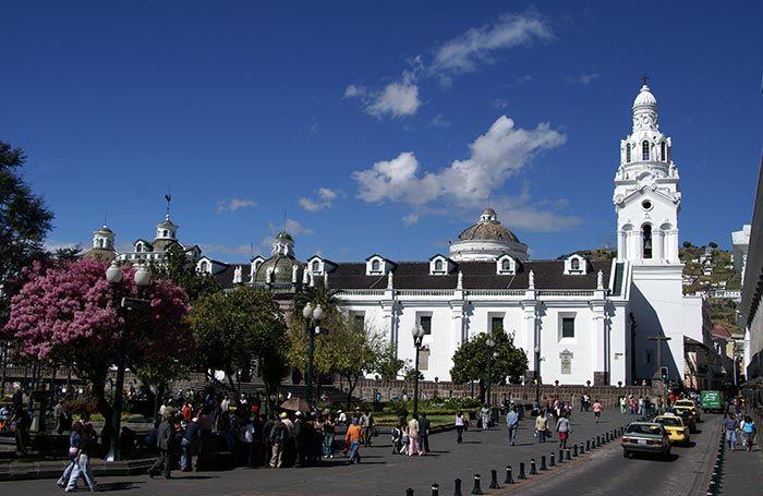 Qué ver en Quito: la catedral Metropolitana
