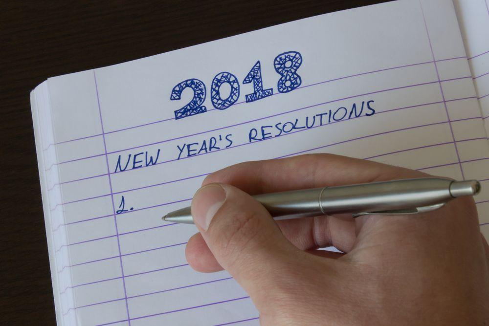 propósito de año nuevo
