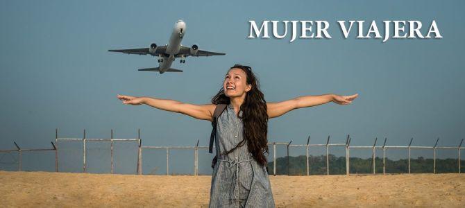 Mujeres, ¡viajar es nuestro derecho!