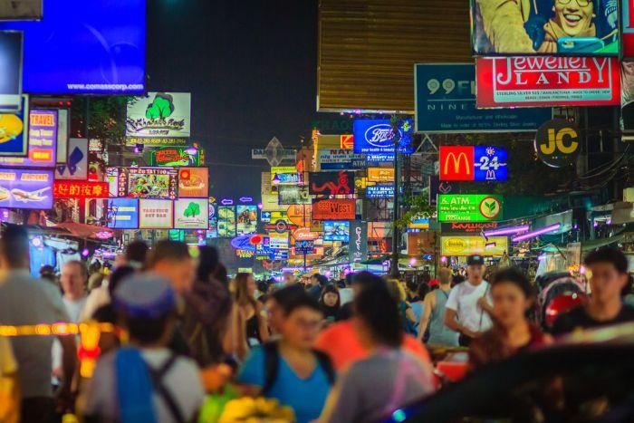 qué ver y qué hacer en Bangkok