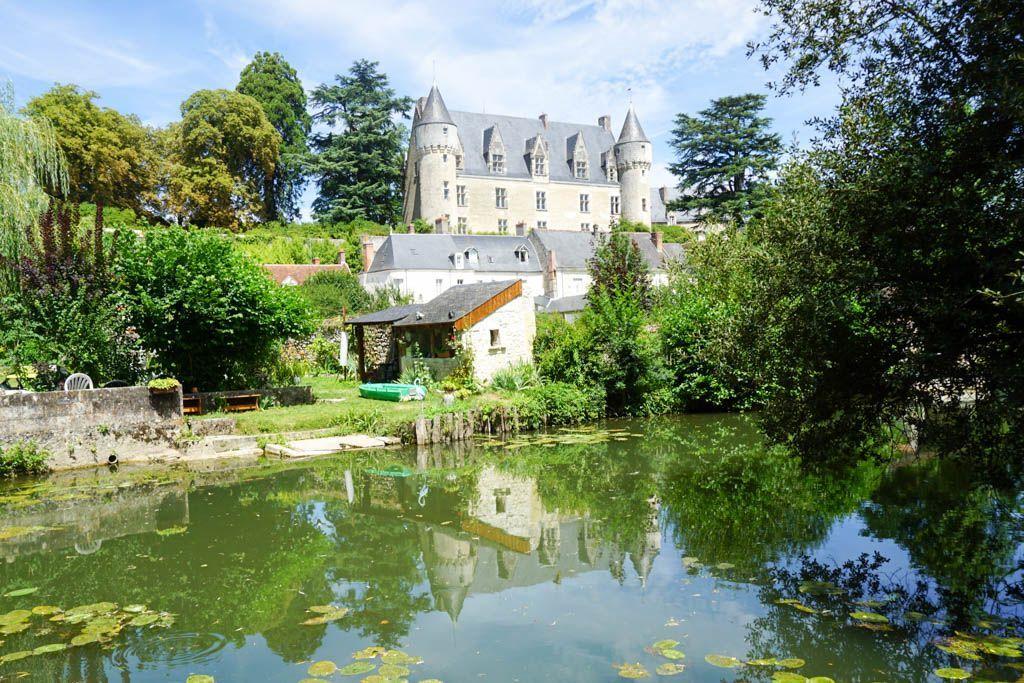 Valle del Loira llegaron las vacaciones