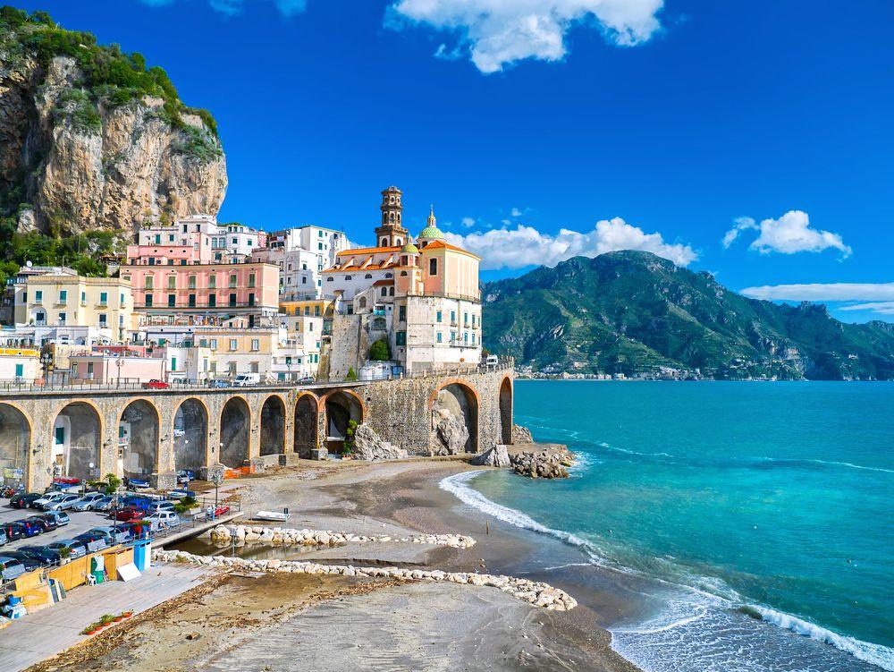 Excursiones desde Nápoles - costa de Amalfi