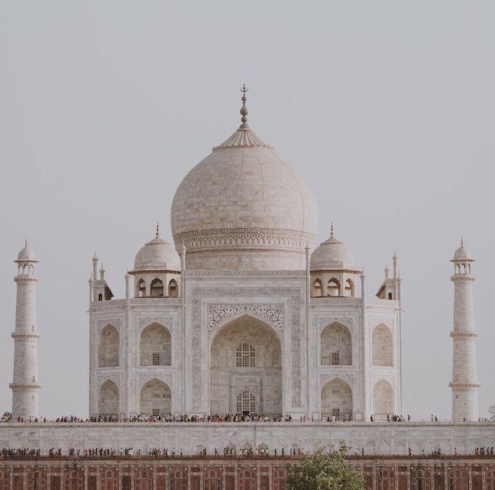 cómo llegar el Taj Mahal - visitar el Taj Mahal