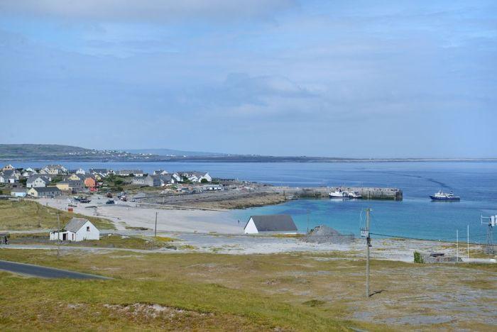 Islas de Aran Irlanda