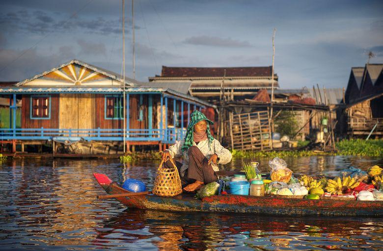 Siem Reap - visitar en Camboya