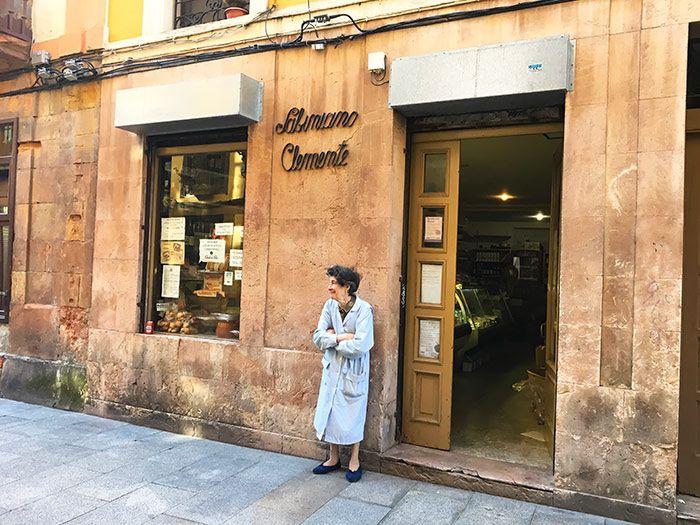 Tiendas típicas en Oviedo