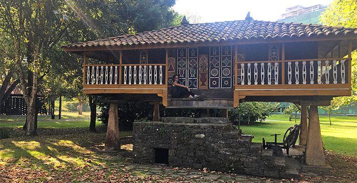 Museo del pueblo de Asturias, Gijón