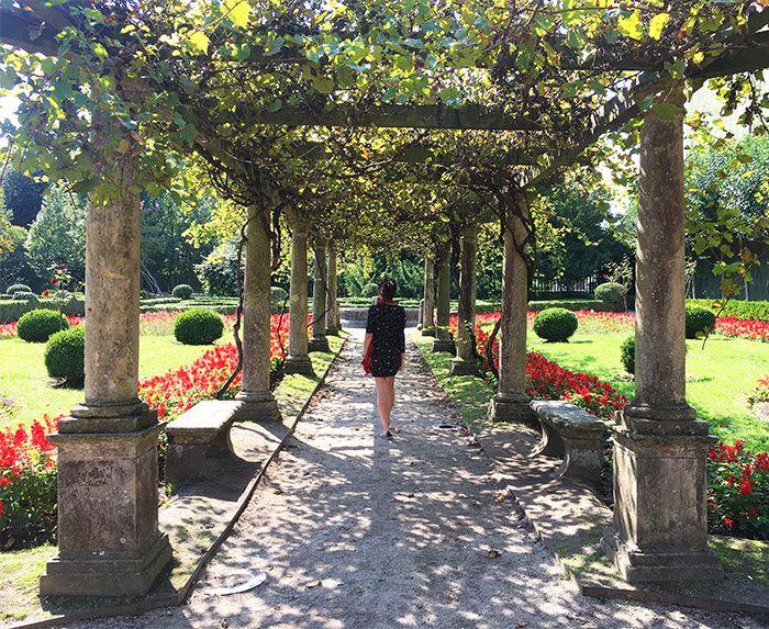 Qué ver en Avilés: el parque de Ferrera