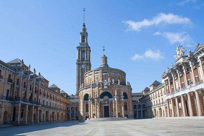 La Laboral, ciudad de la cultura - Asturias