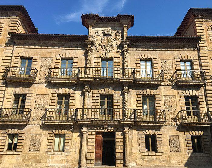 Palacio de Camposagrado un imprescindible que ver en Avilés