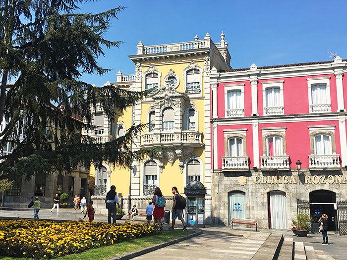 Palacio de Balsera, Avilés