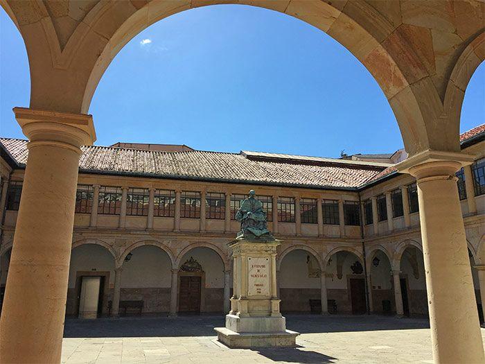 Rincones con encanto en Oviedo