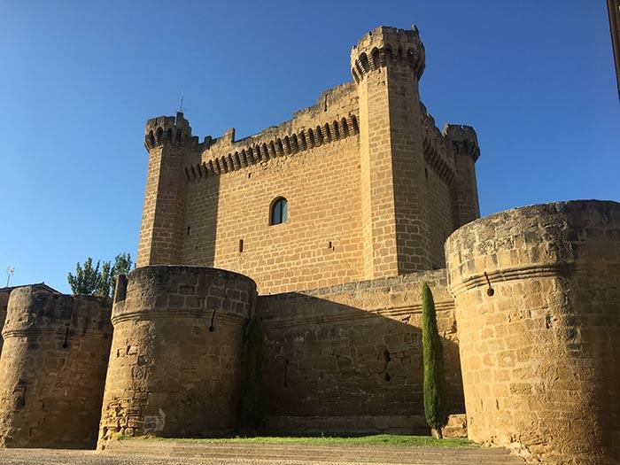 Castillo de Sajazarra, La Rioja