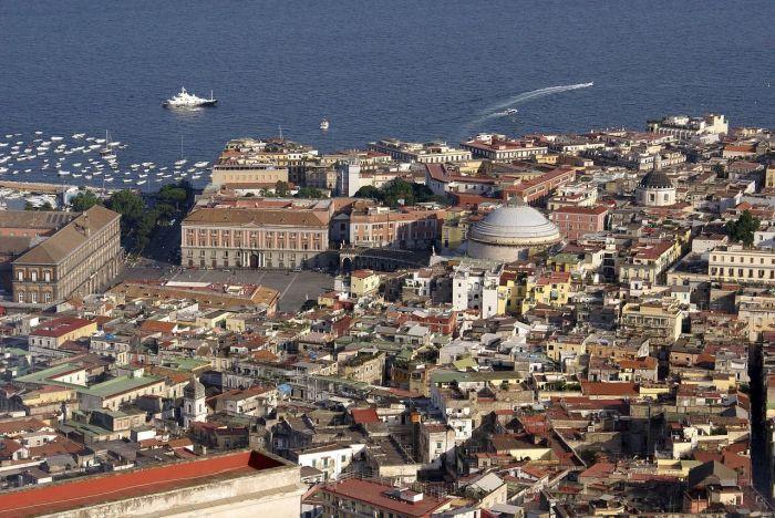 Qué ver en Nápoles - centro de la ciudad