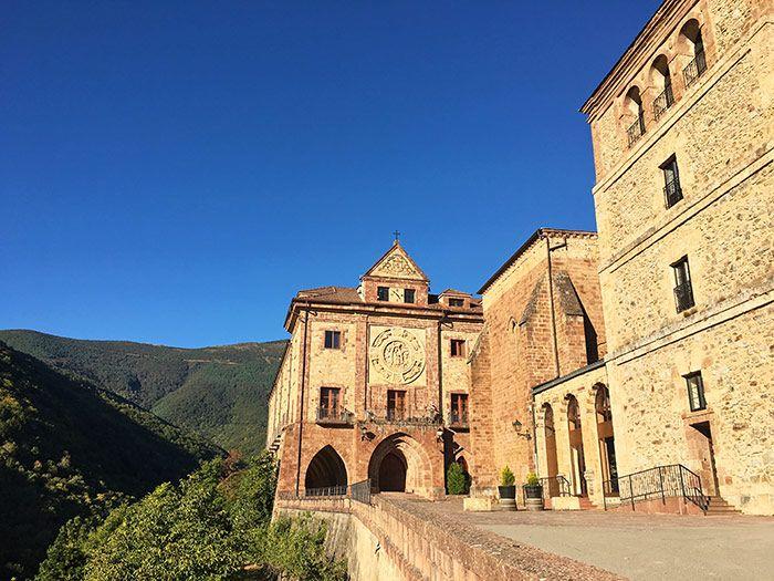 Monasterio nuestra señora de Valvanera