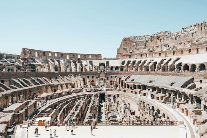 Consejos para visitar el Coliseo Romano