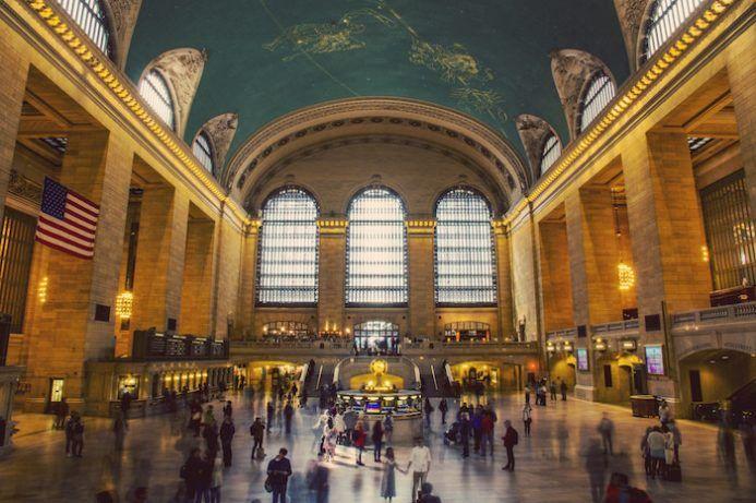 Grand Central Station, un imprescindible que ver gratis en Nueva York