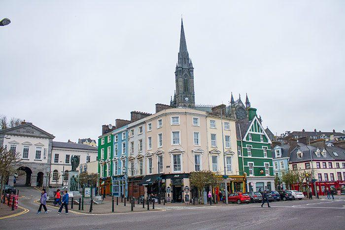 Qué ver en Cobh Irlanda