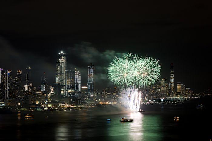 Donde celebrar Nochevieja - Nueva York Manhattan