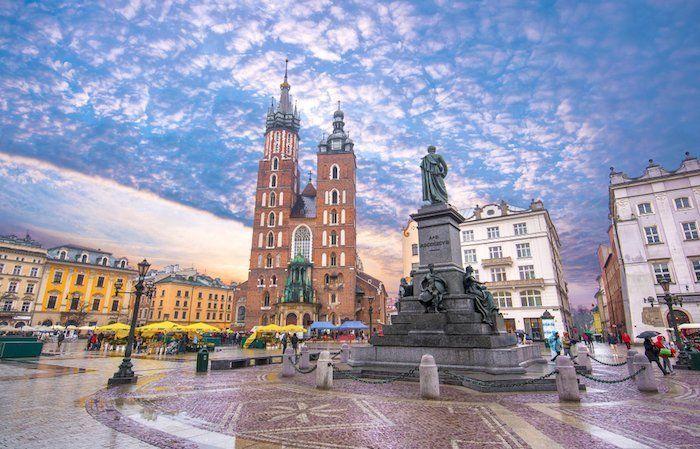 Cracovia o Varsovia