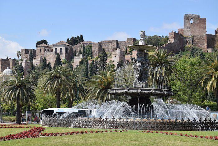 Alcazaba - Qué ver en Málaga - Andalucía - España - Europa