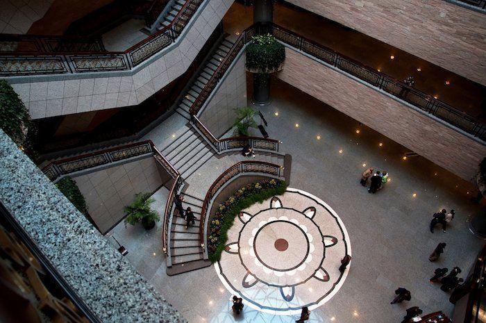 Interior del Museo de Shanghái