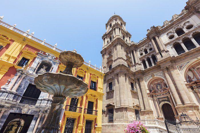 Qué ver en Málaga - Andalucía - España - Europa