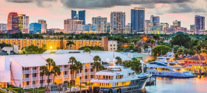"""Qué hacer en Fort Lauderdale: la """"Venecia"""" de América"""