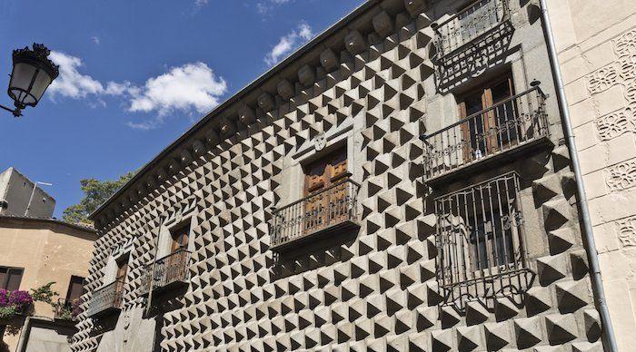 Casa de los Picos, un must que ver en SEGOVIA