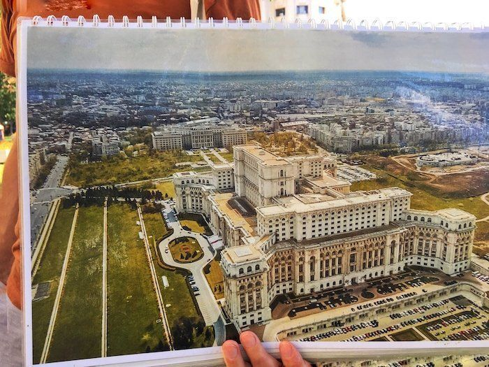 Bucarest en dos días