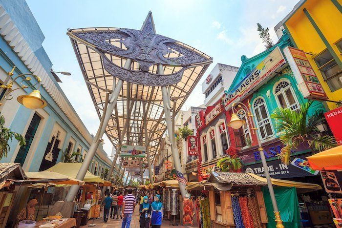 Cómo ir del aeropuerto de Kuala Lumpur a Chinatown