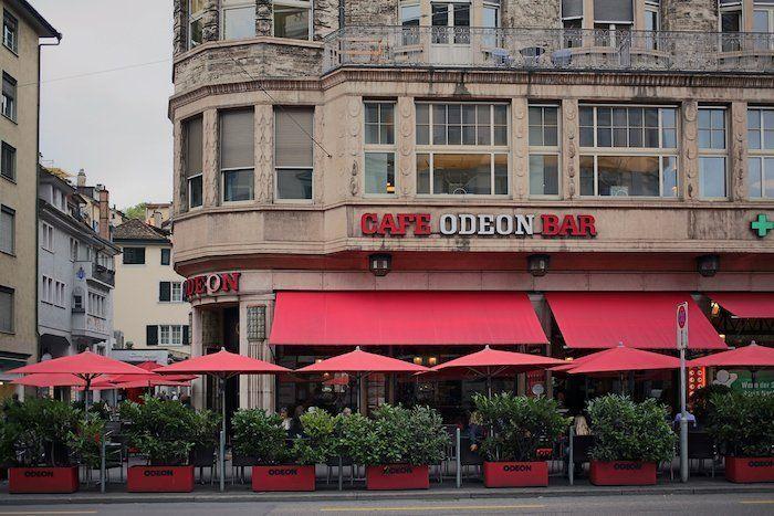 Café Odeón