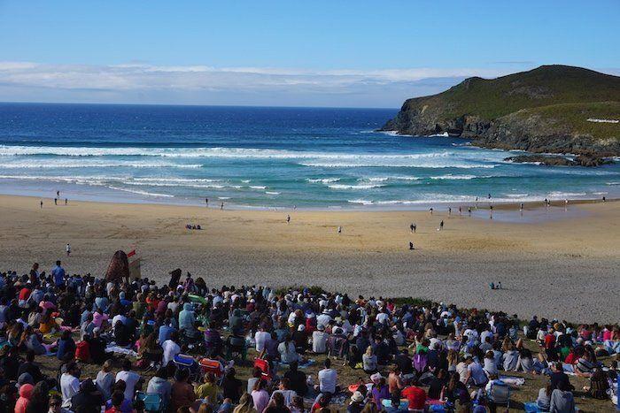 Playas en Galicia para practicar surf