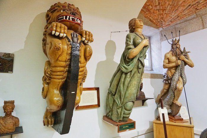 El Museo Naval de Ferrol es otro de los imprescindibles que ver en la ciudad, Galicia