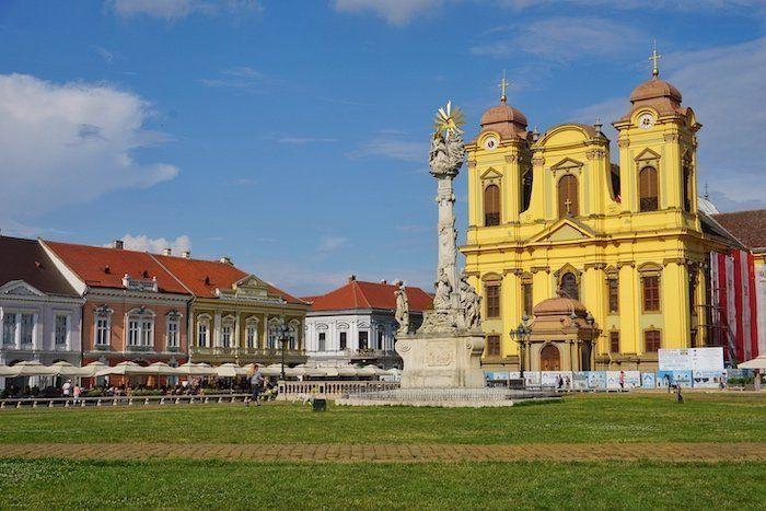 Qué hacer en Timisoara Rumanía