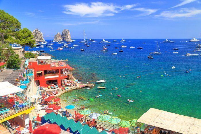 qué hacer en Capri