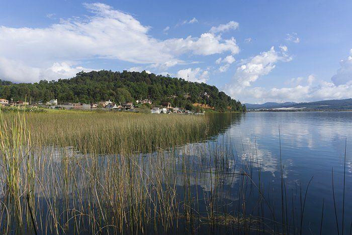 Lago de Zirahúen, Michoacán, México