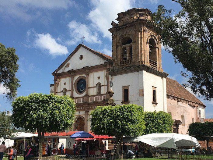 Basílica Nuestra Señora de la Salud, Pátzcuaro, Michoacán
