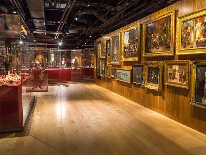 museos curiosos en la capital británica