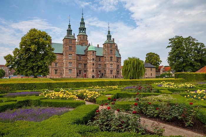 Castillo de Rosenborg, Copenhague